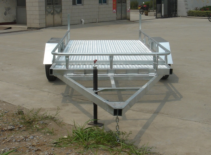 Excellent quality highweight car trailer